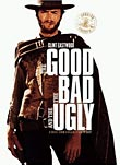 The Good, The Bad and The Ugly CE DVD!